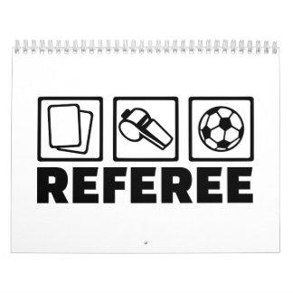 Referee Calendar