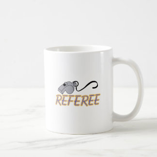 Referee Coffee Mug