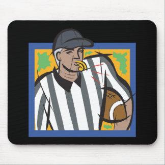 Referee Mouse Pad