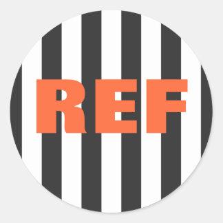 Referee Sticker