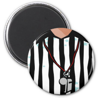 Referee T-shirts and Gifts. Magnet