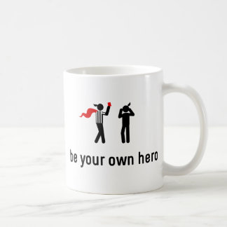 Refereeing Hero Coffee Mug