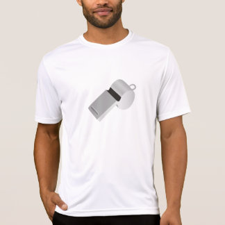 Referees Whistle Mens Active Tee