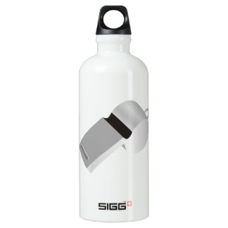 Referees Whistle Water Bottle
