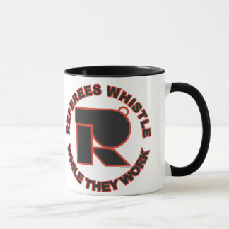 Referees Whistle While They Work Mug