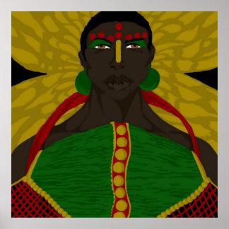 Referencia 4 (Sketchbook de Yasmin Warsame favorab Póster