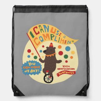 Refiera una mochila del Unicycle