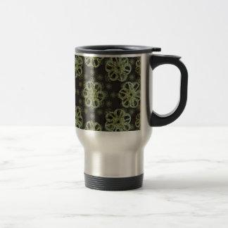 Refined Arabic Ornamet Pattern Mugs