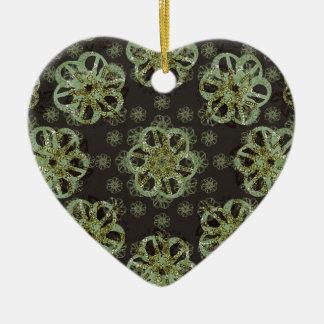 Refined Arabic Ornamet Pattern Ornaments