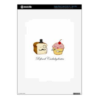 refined_carbs_tpt iPad 3 skin