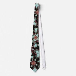 Refined Luxury Pattern Tie