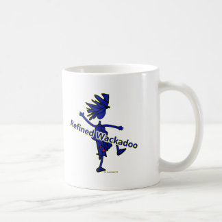 Refined Wackadoo Coffee Mug
