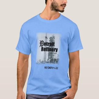 Refinery Life - Detroit history T-Shirt
