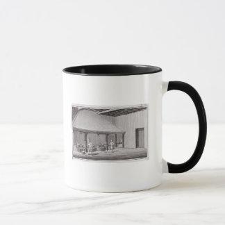 Refining saltpetre mug