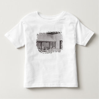 Refining saltpetre toddler t-shirt