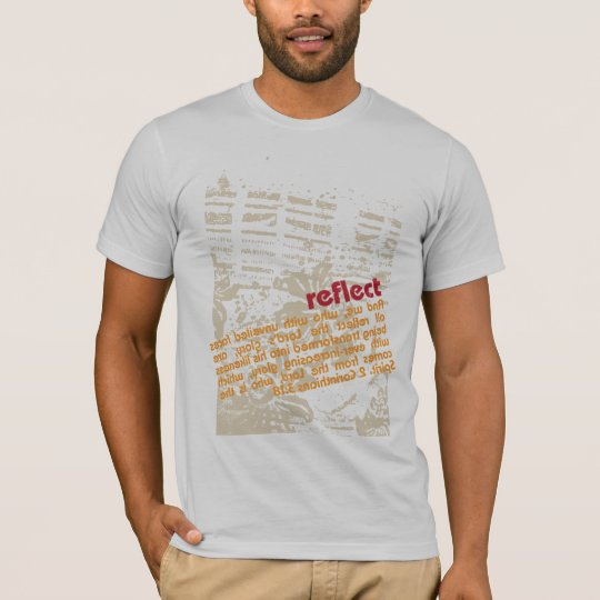 Reflect (Light Gray) T-Shirt