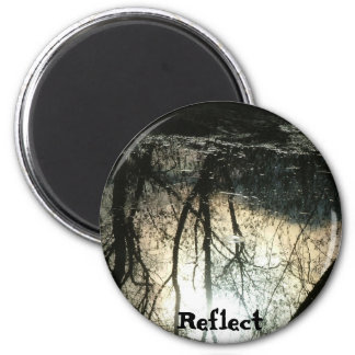 Reflect 2 Inch Round Magnet