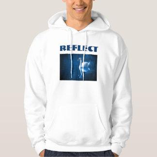 Reflect mens hoodie