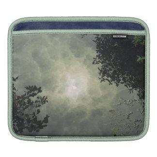 Reflected iPad Sleeve