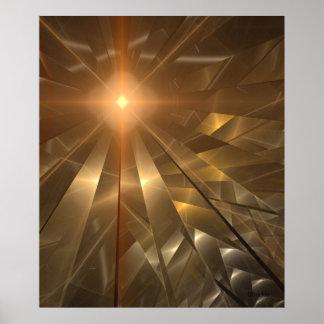 'Reflected Light' Poster