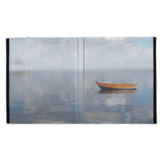 Reflected Peace Lake Photo iPad Folio Case
