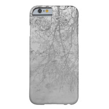 Reflected Tree 1 Barely There iPhone 6 Case