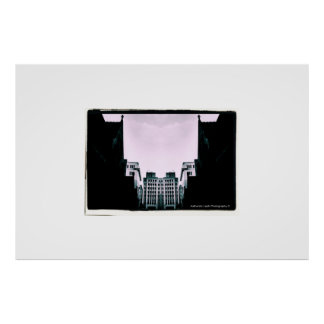 Reflected - Wall art also available framed Poster