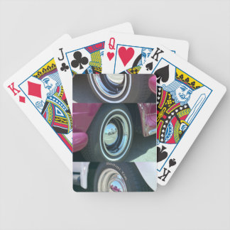 Reflecting Baby Moons Playing Cards