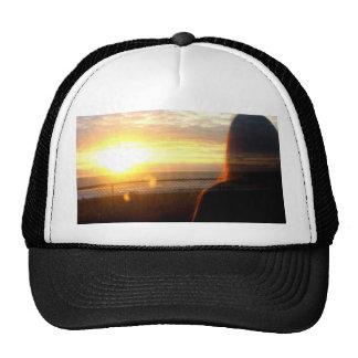 Reflecting Mesh Hat