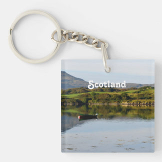 Reflecting MacLeod's Tables Acrylic Key Chains
