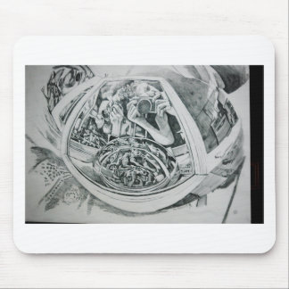 Reflecting on our Heritage-Newmarket-York Region Mousepad