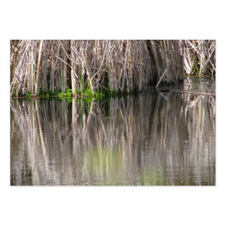 Reflecting Pond Large Business Card
