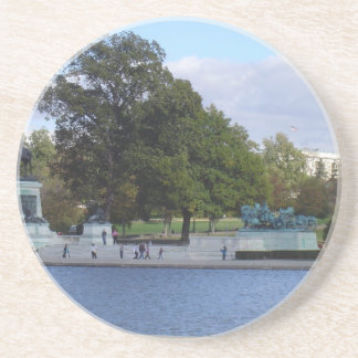 Reflecting Pool Drink Coasters