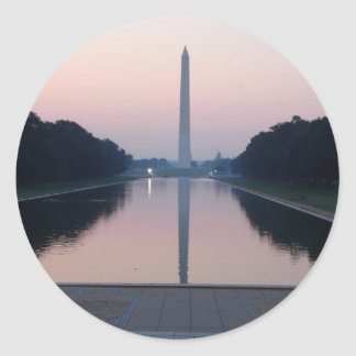 Reflecting Pool Sticker