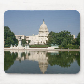 Reflecting Pool, Washington D.C., USA Mouse Pad