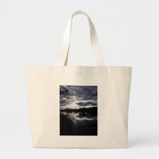 Reflecting River Large Tote Bag