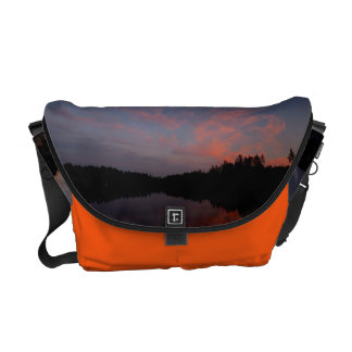 Reflecting Sweden Messenger Bag
