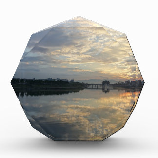 reflection acrylic award