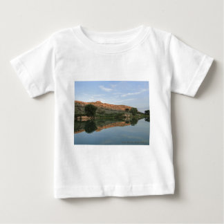 REFLECTION at Lake Scott State Park Kansas Baby T-Shirt