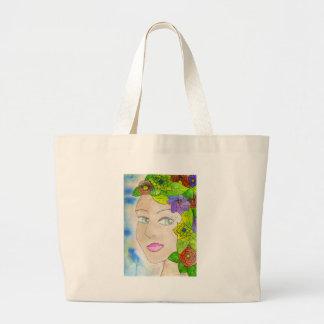 Reflection Canvas Bag