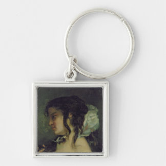 Reflection, c.1864-66 keychain