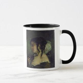 Reflection, c.1864-66 mug