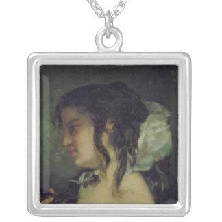 Reflection, c.1864-66 pendants
