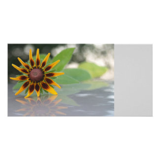 Reflection Flower TEYoung Card