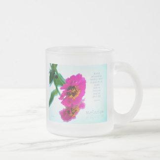 Reflection Frosted Mug