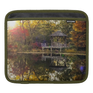 Reflection in a Pond Sleeve For iPads
