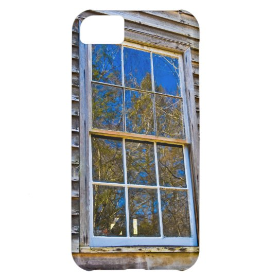 Reflection in a Window iPhone 5C Cover