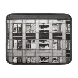 Reflection in B & W MacBook Sleeves