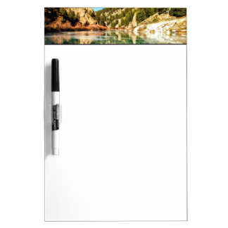 Reflection in Elevenmile Canyon Dry Erase Board