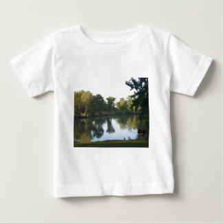 Reflection in the Pond Baby T-Shirt